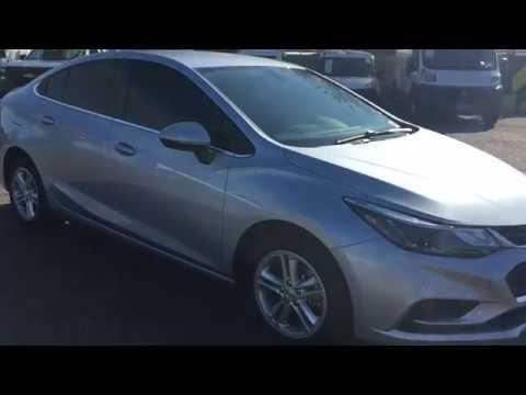 2017 Chevrolet Cruze l Phoenix Tucson AZ Walkaround l Courtesy Auto Direct