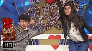 Sanketh,Priyanka Performance | Dhee Jodi | 14th December 2016 | ETV Telugu