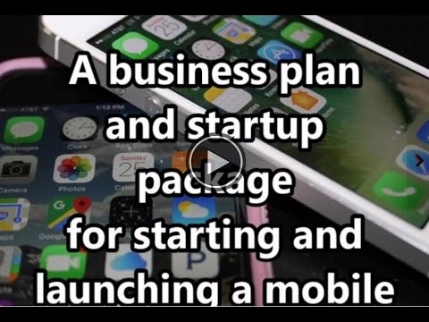 Mobile App Business Plan - Template with Example