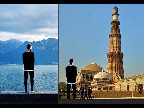 How to change image Background using photoshop6