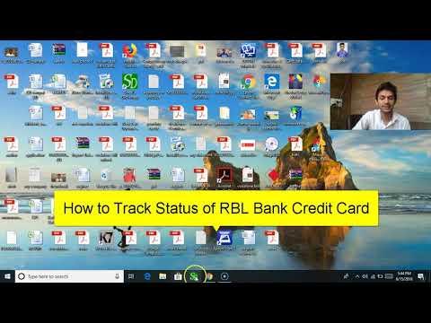 How to Track Status of Bajaj Finserv Credit card or RBL Credit Card