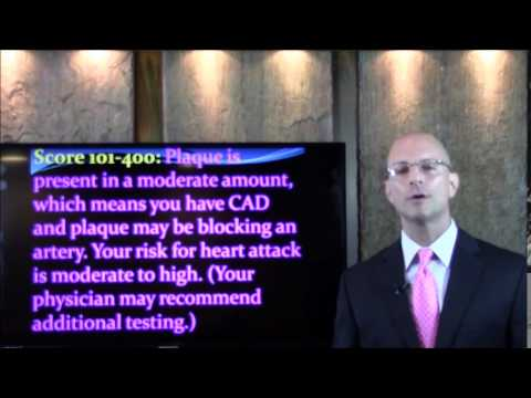 Heart Disease: Coronary Calcium Score : You CAN reverse your score to ZERO