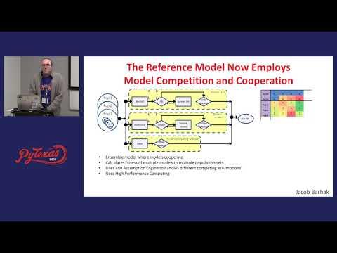 Jacob Barhak - The Reference Model: A Decade of Healthcare Predictive Analytics (PyTexas 2017)