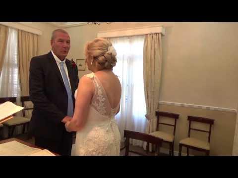 Registry Office Marriage in Gibraltar - www.sweetgibraltarweddings.com