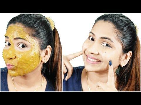Golden GLOW BLEACH for fair and glowing skin/Natural homemade facial bleach | RABIA SKIN CARE