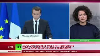 Moscow hits back at Trump following
