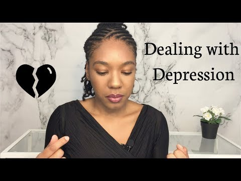 COMING OUT OF A DARK PLACE - DEALING WITH DEPRESSION