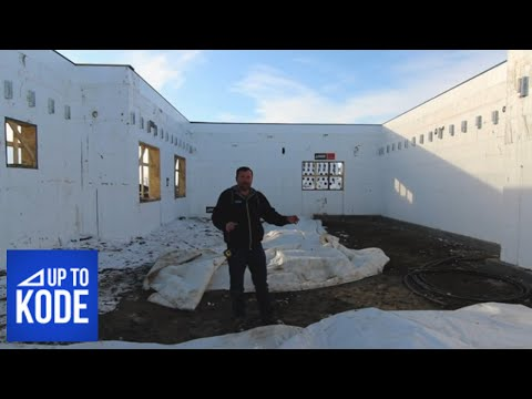 ICF Construction : It's NOT Just for Basements