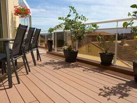 how to clean composite decking