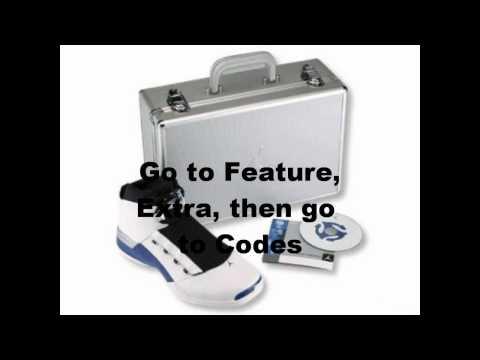 NBA 2K12: How to get Retro Jordan