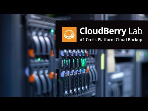 CloudBerry Backup | Ransomware Protection