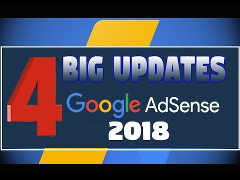 4 New Big updates in adsense policy 2018 | New adsense policy for Publisher
