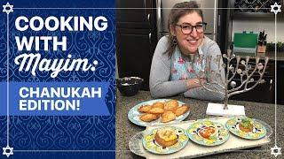 How To Cook Latkes for Hanukkah    Mayim Bialik