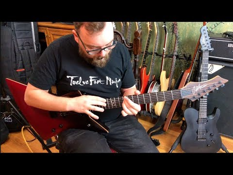 Prototype Chapman, Finger Tapping & Solar A2.7 - My Tour Manager Max Taylor Grant