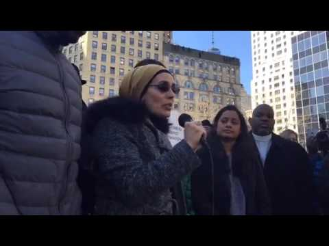 Solidarity Rally Against Deportation in NYC: Part 2