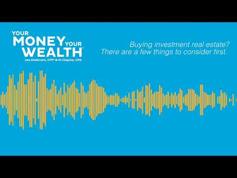 6 Things to Look for When Buying Investment Real Estate - Your Money, Your Wealth Ep. 163