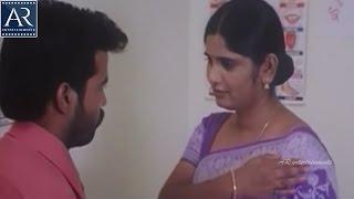 Buchi Babu Telugu Movie Scenes | Lady Doctor with Patient | AR Entertainments