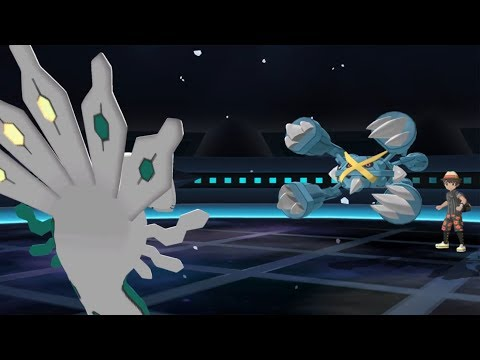 This is Why Zygarde is The BEST. Pokemon Ultra Sun Ultra Moon.