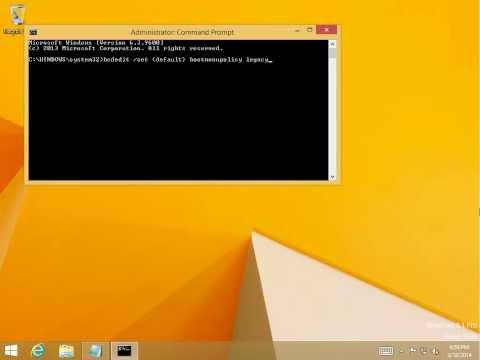 How to Enable F8 Boot Menu and Access Safe Mode on Windows 8 and 8.1 The Good Old Way