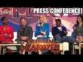 Marvel Studios Captain Marvel Full Press Conference