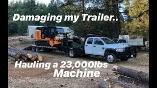 Why Tow With A Dodge 5500 And Not A Semi Truck????