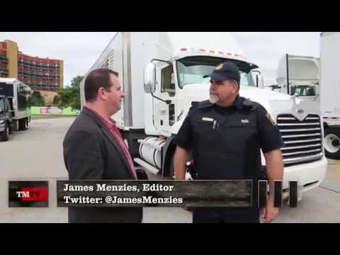 ONTARIO TRUCK DRIVING CHAMPIONSHIPS: Pre-trip inspection challenge