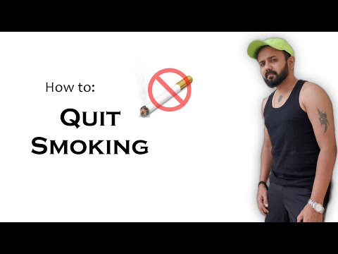How to: Quit Smoking - Spiritual Touch