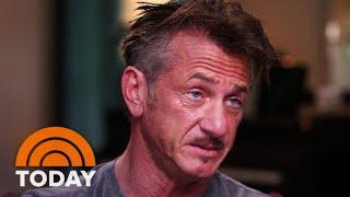 Sean Penn Talks His TV Debut, Criticizes #MeToo Movement | TODAY