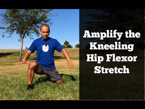 Upgrade Your Hip & Quad Stretches – #3 Amplified Kneeling Hip Flexor Stretch