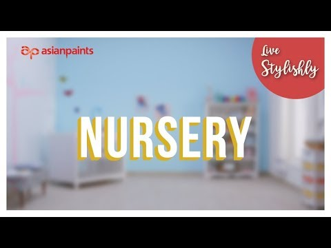 How to decorate your Baby's Nursery | Live Stylishly: Ep. 06