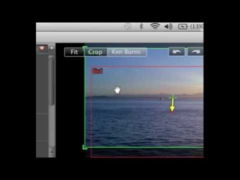 How to Overlay Pictures and Video in iMovie
