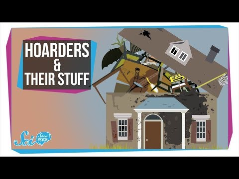 The Complex Bond Between Hoarders and Their Stuff