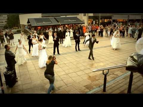 Make My Day Events | Wedding Flash Mob I