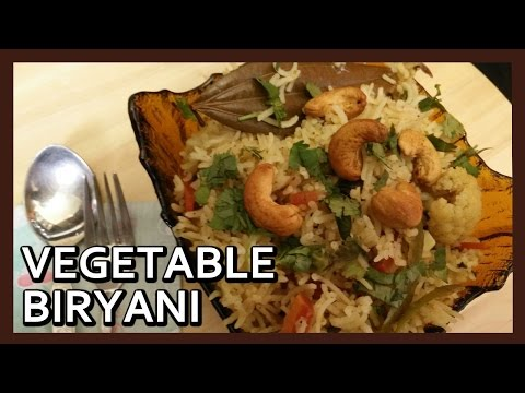 How to make Vegetable Biryani in Rice Cooker | Indian Rice Cooker Recipes by Healthy Kadai
