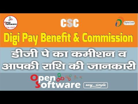 Digi Pay Benefit & Commission use or Payment inquiry Details