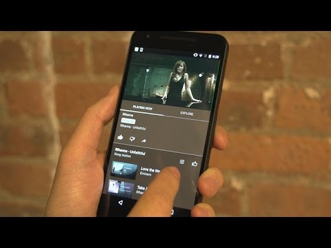 Hands-on with the new YouTube Music app