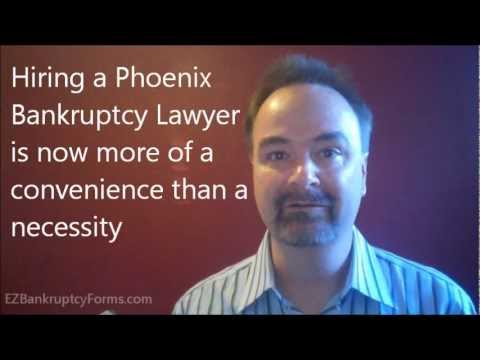 PHOENIX DIY BANKRUPTCY for 2017