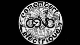 GONG-  Fohat digs holes in space from the album CAMEMBERT ELECTRIQUE  1971