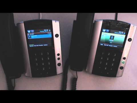 Polycom VVX500 - Connect to Voicemail System (3CX)