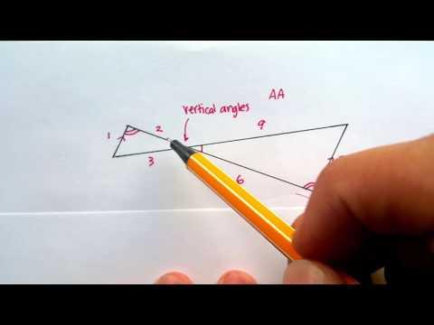Triangles: Similarity Examples