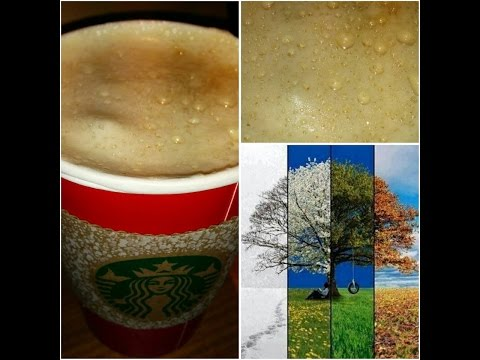 Year Round Eggnog Latte (Secret Starbucks Menu)