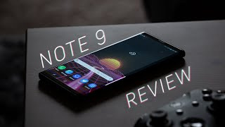 Samsung Galaxy Note 9 Review: In Praise of Incrementalism