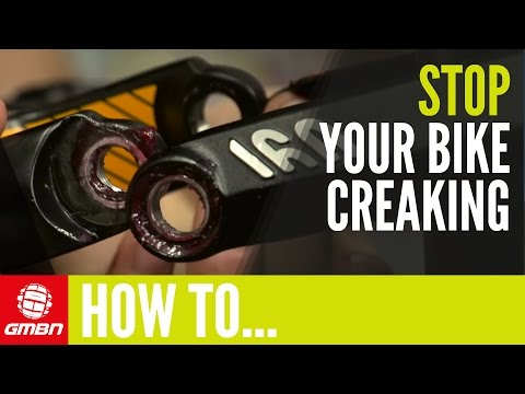 How to Stop Your Bike From Creaking | Mountain Bike Maintenance