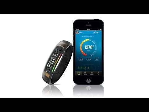 How to Setup Nike+ FuelBand for First Time & Pair With iPhone 5s
