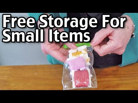 Free Storage For Small Items