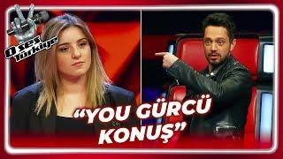 Murat Boz, Tercümanlık Yapmaya Çalışırsa | O Ses Türkiye 29. Bölüm
