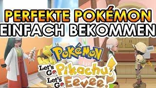Perfekte Pokemon Ohne ZÜchten Bekommen?! PokÉmon Let