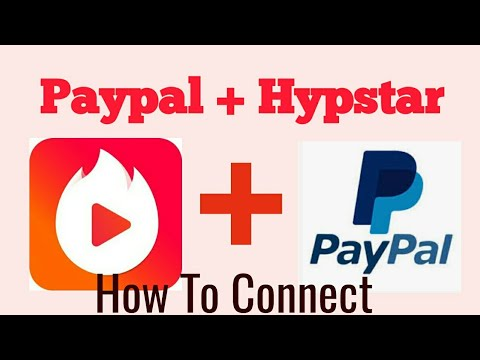 How To Link PayPal In Hypstar