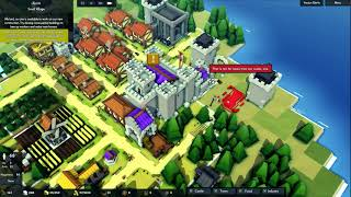 Kingdoms and Castles Season 3 EP5 | Infrastructure Update! - Gameplay, Let
