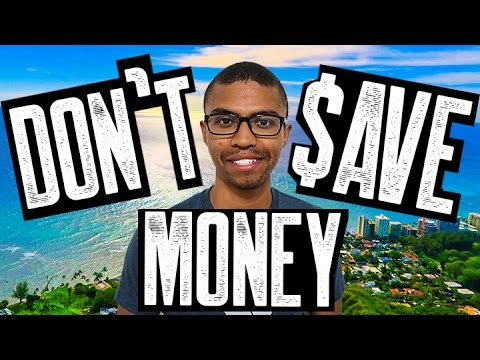 Don't Save Money || Spend Your Money || Pay Off Student Loans Fast || Pay Off Your Debts || Invest
